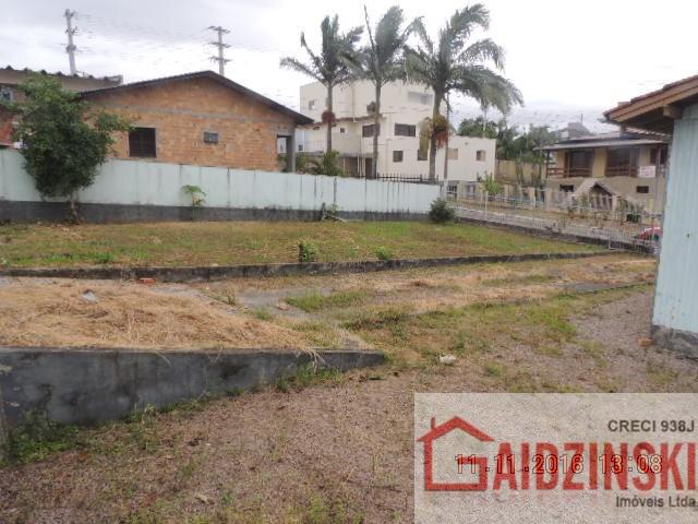 Terreno com casa – Cocal do Sul