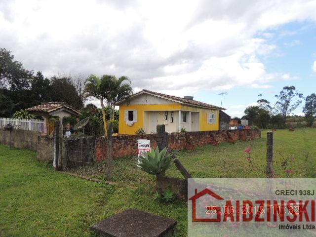 Terreno com casa – Bairro Forquilhinha