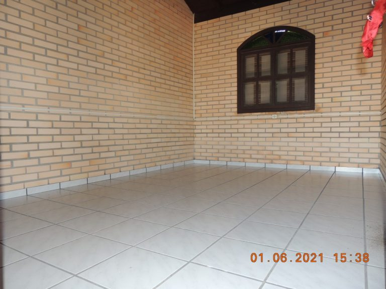 Casa de alvenaria no Balneário Rincão